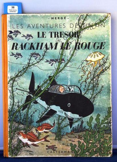 «Le Trésor de Rackham le Rouge». Edition...