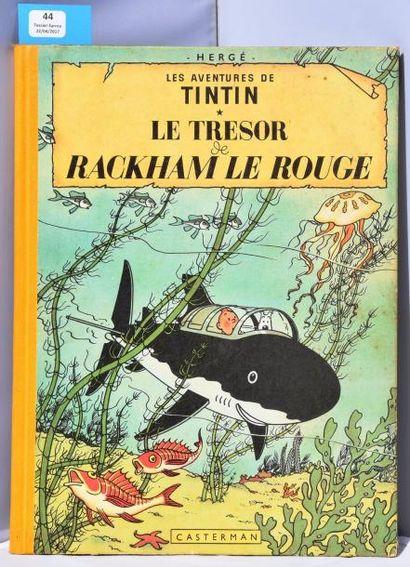 «Le Trésor de Rackham le Rouge». Casterman...