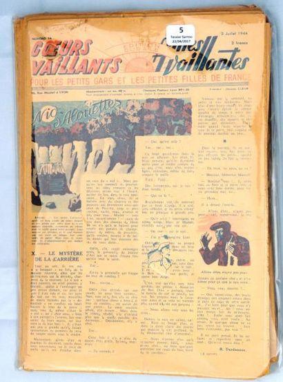 «Coeurs Vaillants Ames Vaillantes» édition...