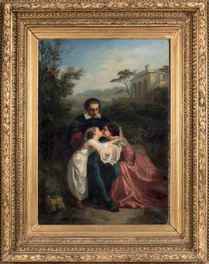 Joseph CARAUD (Cluny 1821-? 1905)