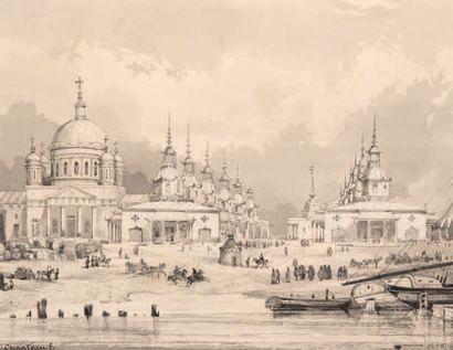 De CHANTEAU (actif au XIXeme siècle)