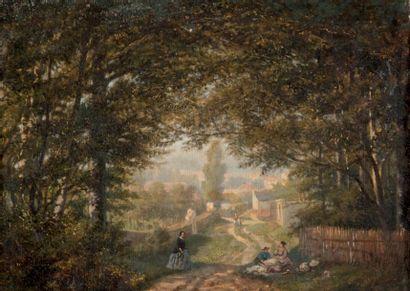 Suiveur de RICOIS (XIXème siècle)