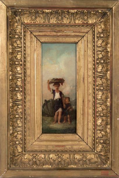 Dans le goût de l'Enfant de Metz (XIXème siècle)