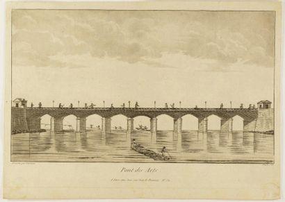 PONTS DE PARIS Le Pont des Arts et le Pont...