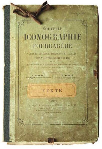 NOUVELLE ICONOGRAPHIE FOURRAGERE Histoire...