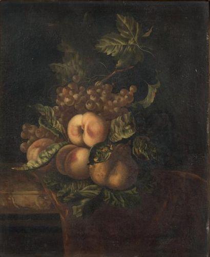 Ernst STUVEN (Hambourg 1657 - Rotterdam 1712)