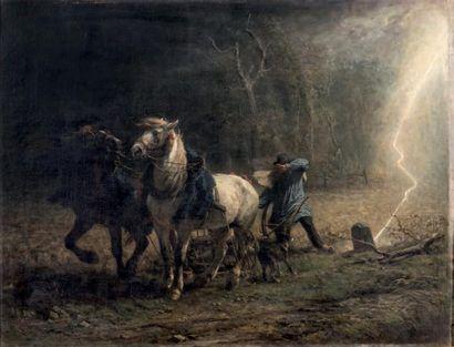 Octave THOREN (actif au XIXe siècle)