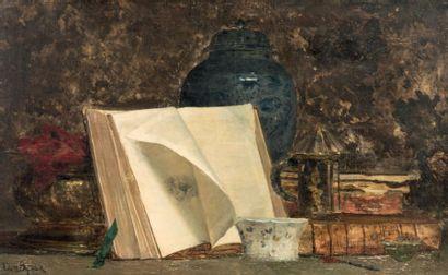 Louis BIGAUX (actif au XIXe siècle)