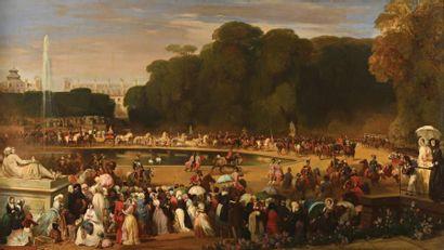 EUGÈNE LAMI (Paris 1800 - 1890)