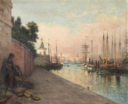 Edmond DUPAIN (1847-1933)
