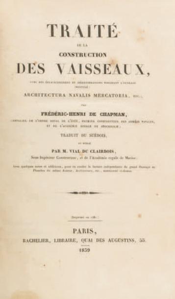 CHAPMAN Frédéric-Henri (de)