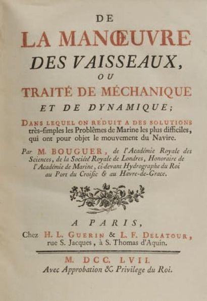 BOUGUER Pierre