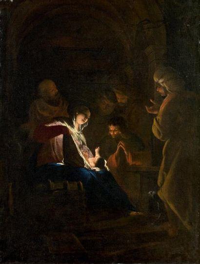 Attribué à Giovanni Camillo SAGRESTANI (1660-1731)