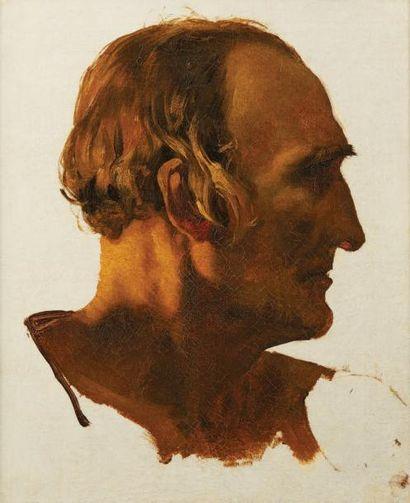 Attribué à Théodore GERICAULT (1791 - 1824)