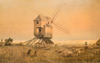 Armand GUERY (1850-1912)
