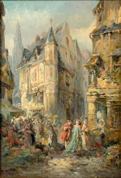 Jean SORLAIN (1859-1942)