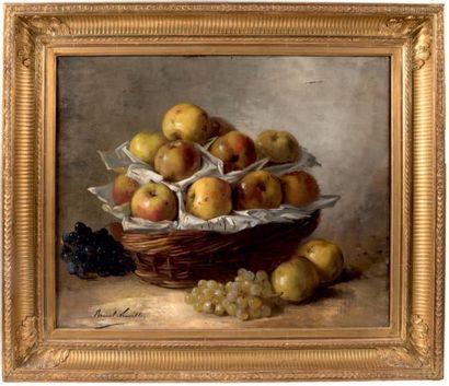 Alfred BRUNEL-NEUVILLE (1852-1941)