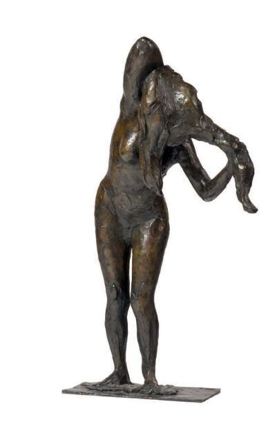 73 sculptures en bronze d'après Edgar DEGAS vendues en un lot après liquidation...