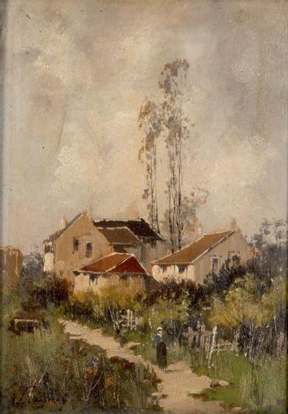 Louis DUPUY (1854-1941)
