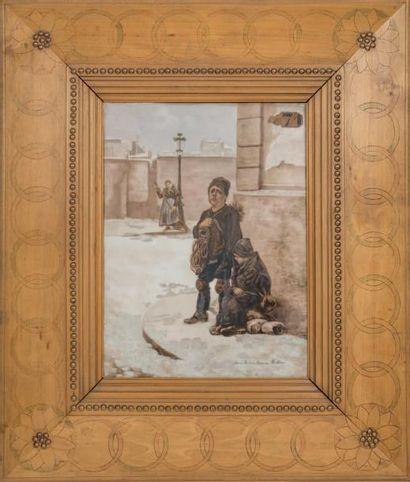 Robert Louis CARRIER-BELLEUSE (1848-1913), d'après