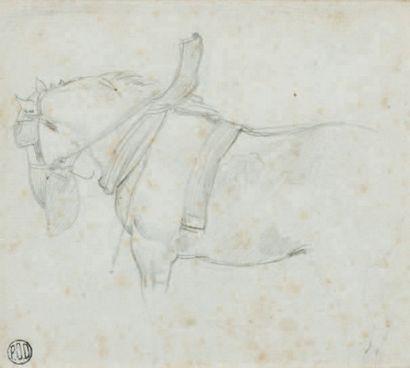 Théodore GERICAULT (Rouen 1791 - Paris 1824)