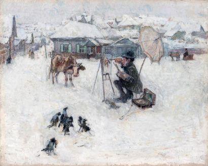 LÉON SCHULMAN (1851-1943)