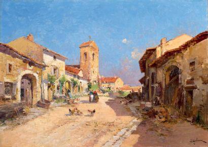 Eugène GALIEN-LALOUE (1854-1941), dit GALIANY