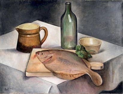 Othon COUBINE (1883-1969) ou KUBIN