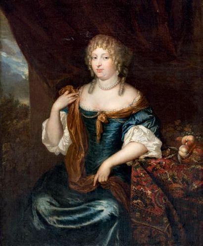 Attribué à Constantin NETSCHER (1668-1723)