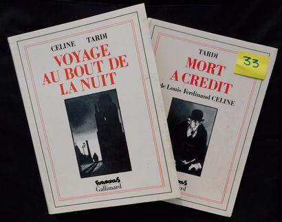 Six albums par TARDI. «Brouillard au Pont...