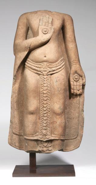 THAILANDE, Lopburi - XIIe siècle
