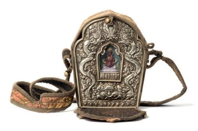 TRAVAIL SINO-TIBETAIN XVIIIe siècle