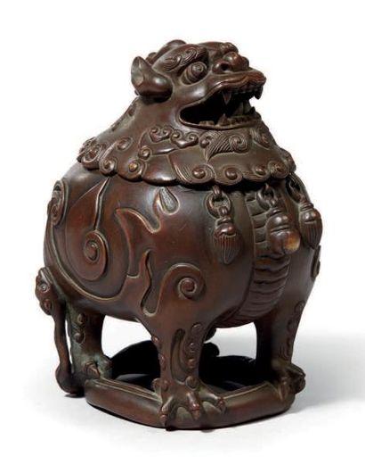 CHINE - Epoque QING (1644 - 1911)