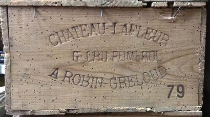 Bordeaux - Pomerol 12 bouteilles - Château...