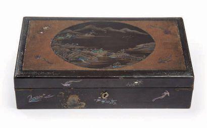 JAPON, ÎLES de RYUKYU<br/>Epoque EDO (1603 - 1868), XIXe siècle