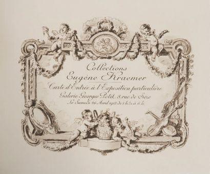 Collection Eugène KRAMER