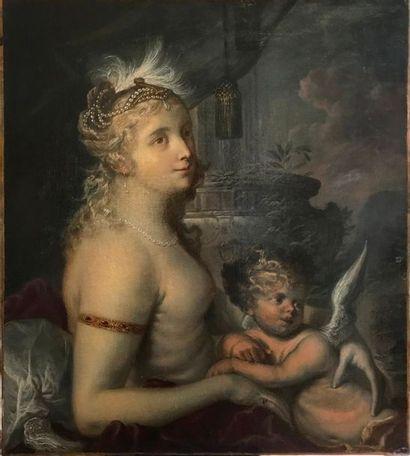 Gysbrecht THYS(Anvers 1617 - 1684)