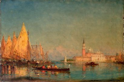 Charles-Clément CALDERON (1870-1906)