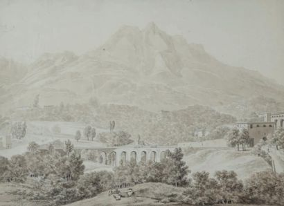 Ecole ITALIENNE, du XIXème siècle