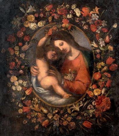 ÉCOLE FLAMANDE, vers 1700