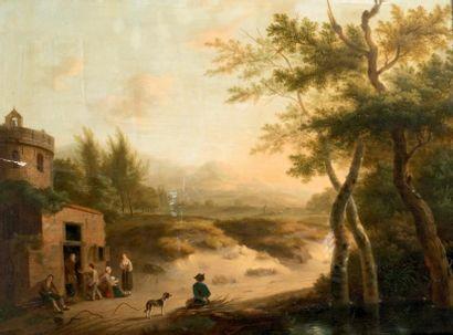 Jacobus Carolus HUYSMANS (Breda 1776 - 1859)