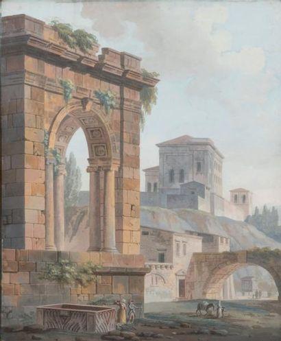 Alexandre Jean DUBOIS-DRAHONNET (Paris 1791 - Versailles 1834)