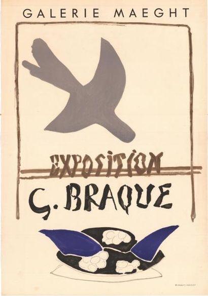 George BRAQUE - 1959