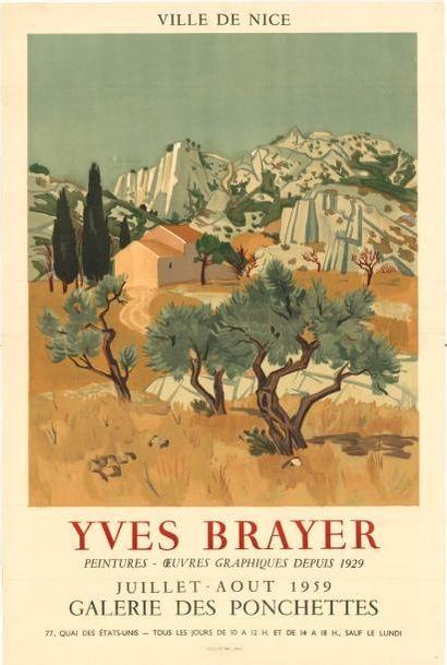 Yves BRAYER - 1959