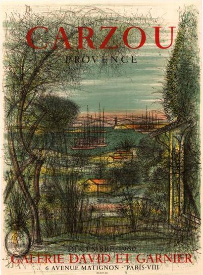 Jean CARZOU - 1960