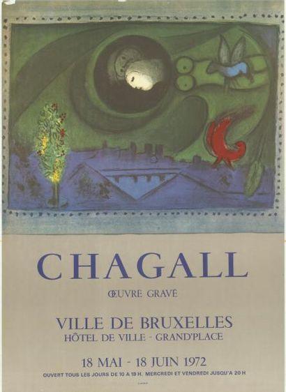 Marc CHAGALL - 1972
