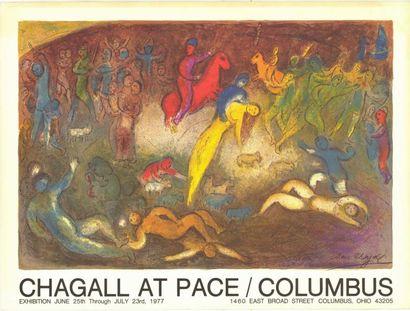 Marc CHAGALL - 1977