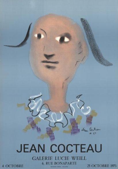 Jean COCTEAU - 1973