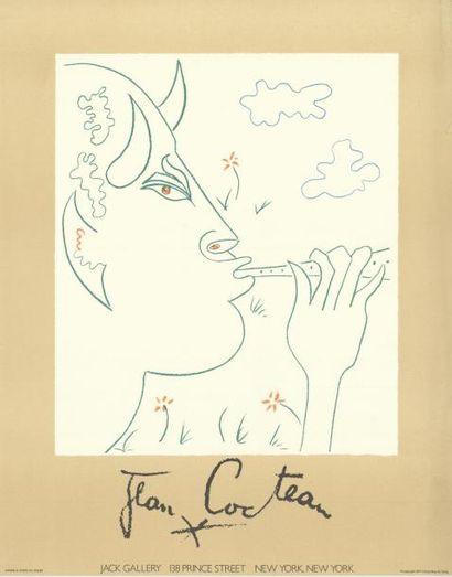 Jean COCTEAU - 1977
