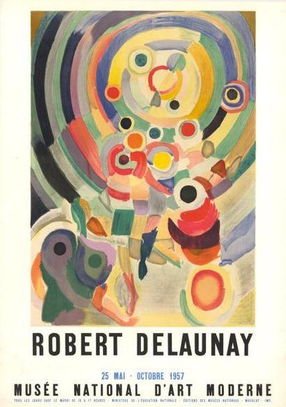Robert DELAUNAY - 1957